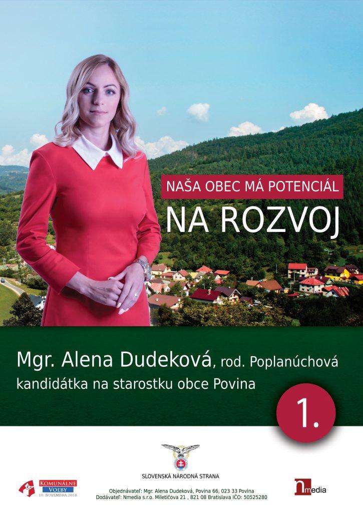 Alena Dudeková