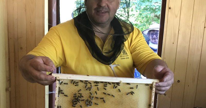 Ľudia s hendikepom poznávali život včiel