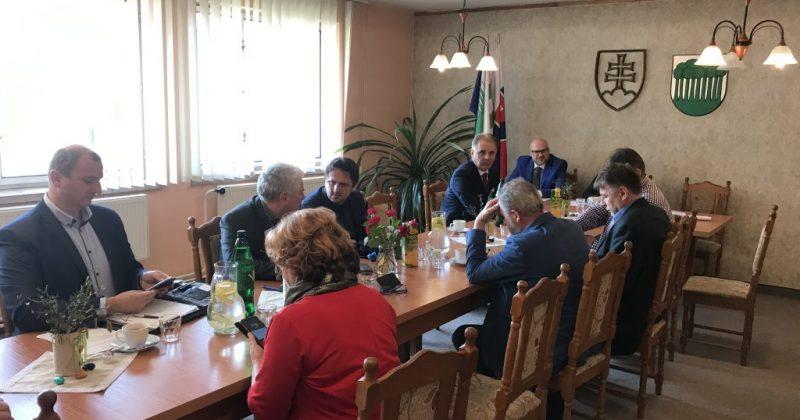 V Povine sa konalo zasadnutie Združenia miest a obcí Dolných Kysúc