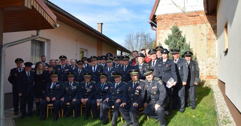 Dobrovoľní hasiči Dolných Kysúc rokovali v Povine