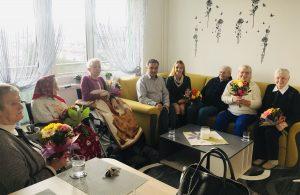Navštívili seniorov v domovoch sociálnych služieb