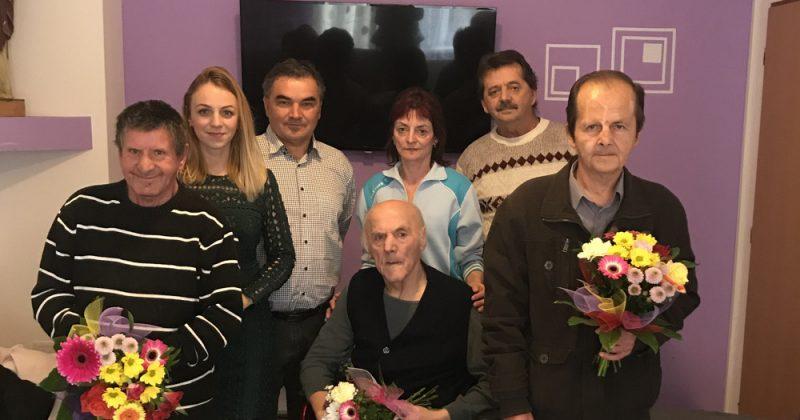 Starostka Poviny so zástupcom navštívila seniorov