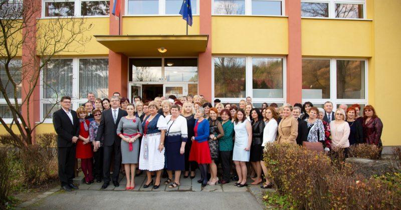 Povina oslavovala 50. výročie založenia školy