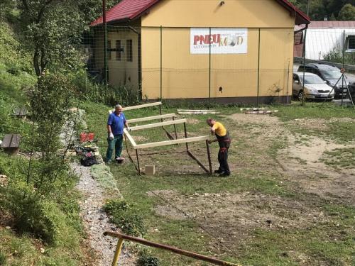 Rekonštrukcia ihriska